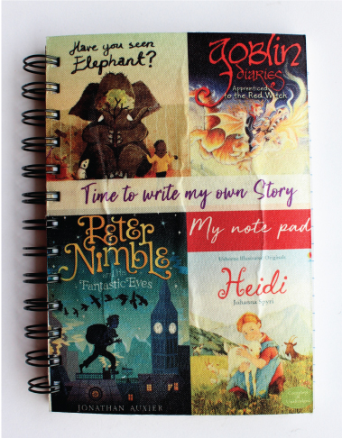 Note Book-My Stories