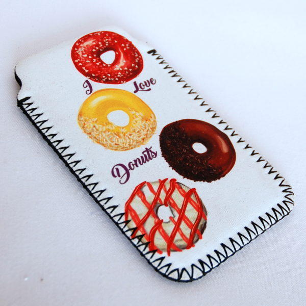 Donuts Mobile Cover
