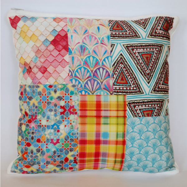 Random Patterns and Patchwork
